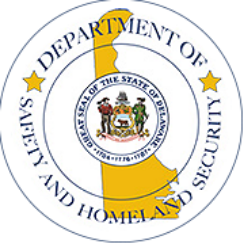 Department of Safety and Homeland Security seal